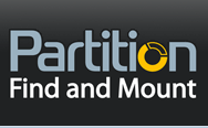 partition find and mount software free download
